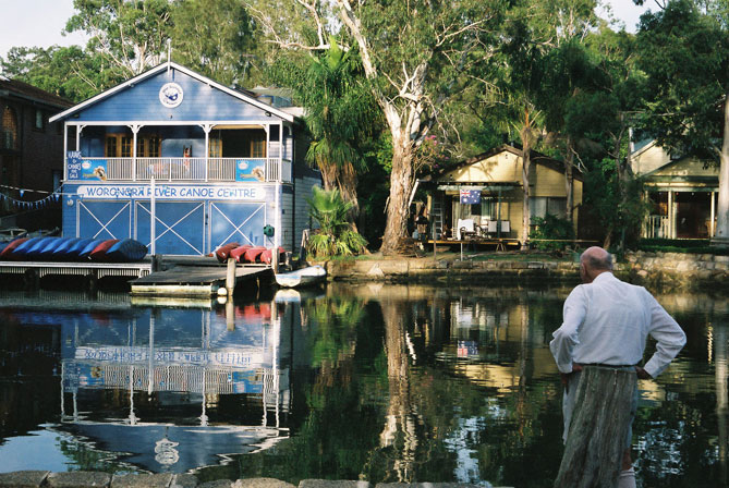 woronora-river-houses